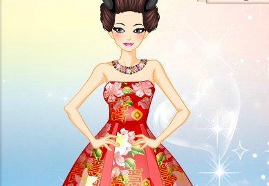 Игры для девочек красивые платья